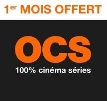 1er mois gratuit à OCS sur PS3/PS4