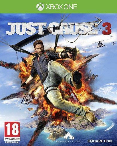 [Précommande] Just Cause 3 sur Xbox One et PS4