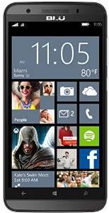 """Smartphone 5"""" BLU Win HD LTE X150E - 8 Go - Windows Phone"""