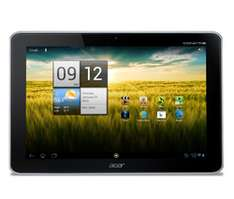 ACER Tablette ICONIA Tab A210 WiFi - 16 Go - grise