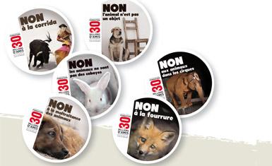 autocollants gratuits animaux
