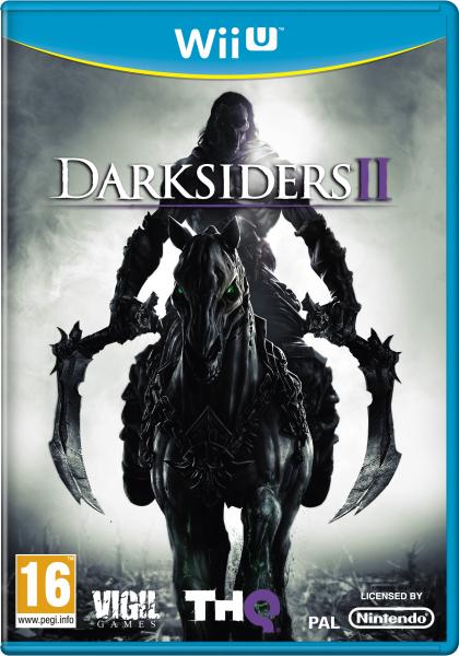 Darksiders 2 sur Wii U