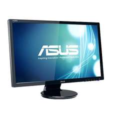 "Ecran PC 24"" Asus VE247H - (Full HD - 2 ms - HDMI / DVI / VGA - Dalle TN)"