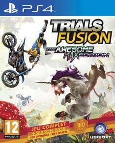 Trials Fusion: The Awesome Max Edition + Season Pass sur Xbox One et PS4