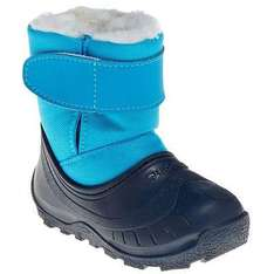 Paire de bottes de randonnée neige Quechua pour Bébé  (tailles 22 à 27)