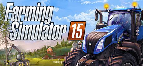 Jeu Farming Simulator 2015 sur PC (Dématérialisé - Steam)