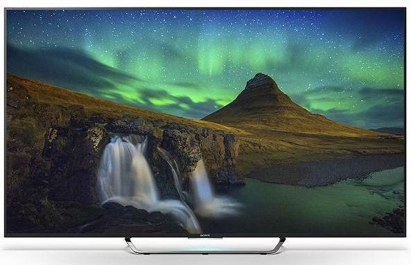 "TV LED 55"" Sony KDL-55X8505C UHD 3D"