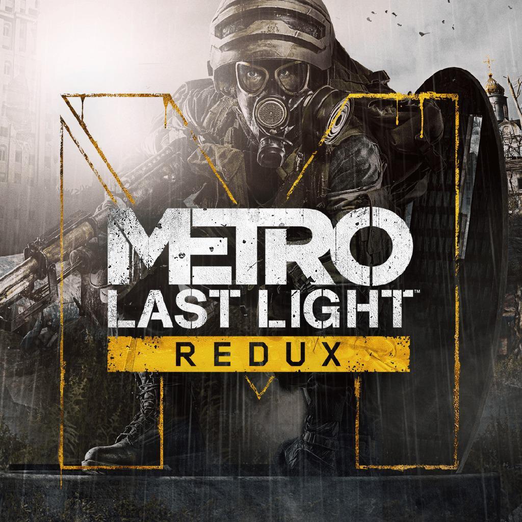 Metro 2033 Redux ou Metro Last Light Redux sur PC via VPN (Dématérialisé)