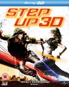 Bluray 3D - Sexy Dance 3 - The Battle