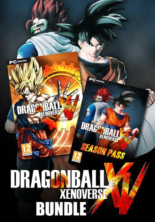 Jeu Dragon Ball Xenoverse sur PC + Season Pass (Dématérialisé - Steam)