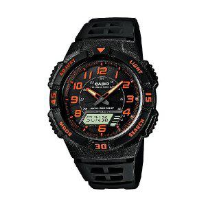 Montre Homme Casio AQ-S800W-1B2VEF Bracelet Résine