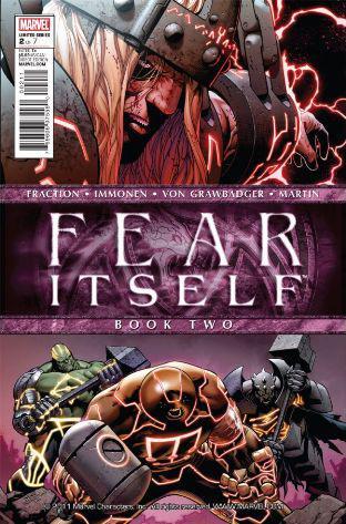 Sélection de Comics Marvel Fear Itself en promotion (115 titres en version originale et numérique)