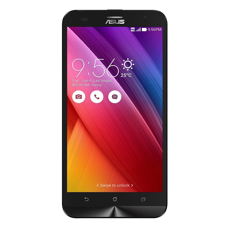 """Smartphone 5,5"""" Asus Zenfone 2 ZE550KL :16 Go, 2 Go RAM, 4G, Noir"""