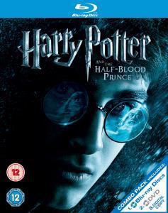 Harry Potter et le prince de sang-mêlé [Blu-ray] + DVD + copie digitale
