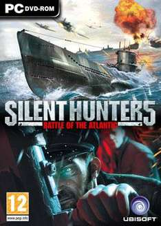 Silent Hunter 5 : Battle of the Atlantic - Collector Edition sur PC (Dématérialisé)