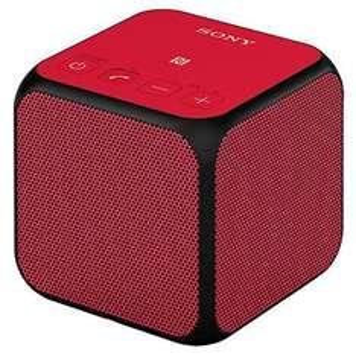 Mini enceinte portable sans fil Sony SRSX11 Rouge (Avec ODR de 20%)
