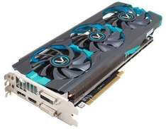 Carte graphique Sapphire AMD Vapor-X R9 280X 3G GDDR5 PCI-E OC - Version Lite - Reconditionnée