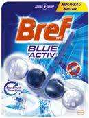 Bloc WC nettoyant Bref Blue Activ (Via BDR de 0.50€)