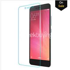Protection en verre trempé Makibes pour Xiaomi Redmi Note 2 (0,33 mm)