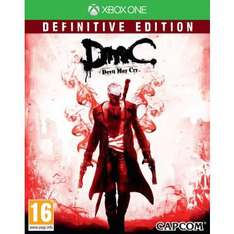 Devil May Cry : Definitive Edition sur Xbox One