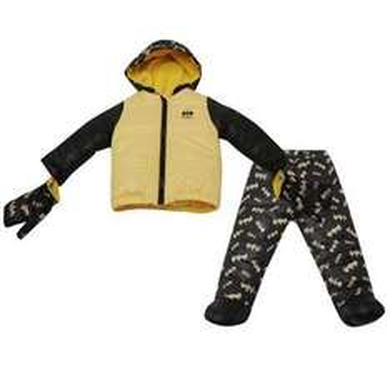 manteau Bébé 3 Pièces - Batman, hello kitty ou minnie - 0 mois à 24 mois