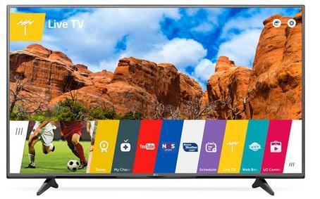 "TV 49"" LG 49UF680V UHD - Smart TV"