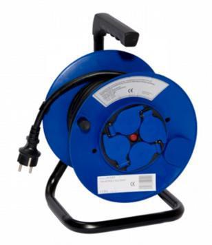 Enrouleur électrique professionnel Ceba HO7RNF 3G 2.5mm - 25 mètres