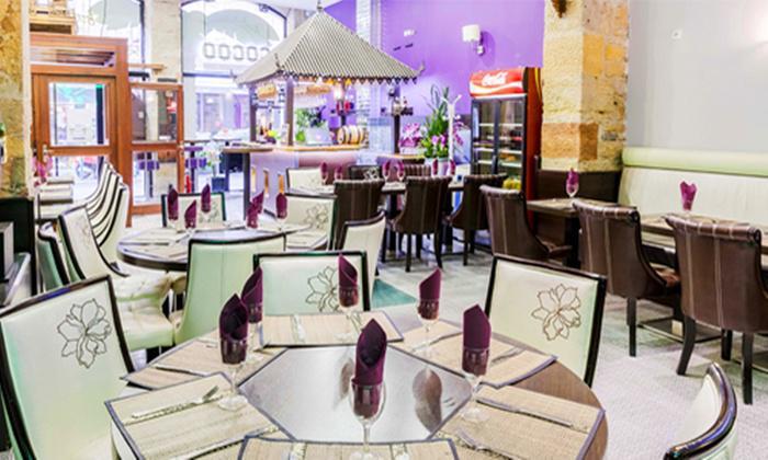 Buffet Thaï à volonté au Cocoo thai (Lyon) pour 2 ou 4  personnes les soirs du lundi au samedi