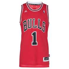 Sélection de maillot de Basket NBA - Ex : Maillot NBA Chicago Bulls Derrick Rose Adidas