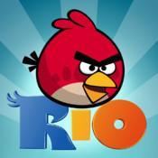 Angry Birds Rio Temporairement Gratuit sur iOS