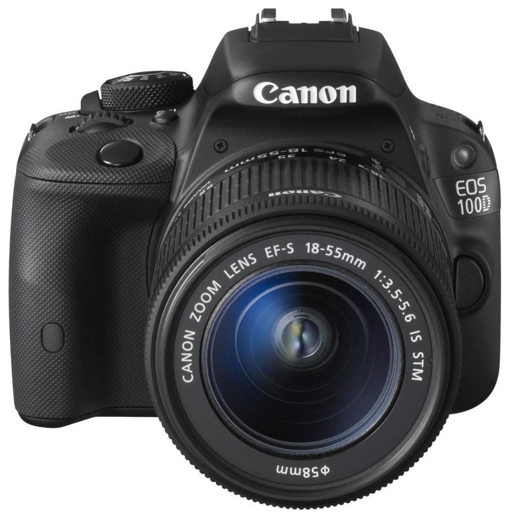 Reflex Canon  Eos  100D + 18-55 DC + 2ème  batterie + Sac (via ODR 50€)
