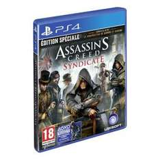 Assassin's Creed Syndicate Edition Spéciale PS4/Xbox One + Mug Collector offert
