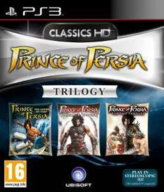 Prince Of Persia Trilogy : HD Collection PS3