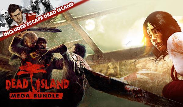 Bundle : Dead Island  (Goty, riptide)