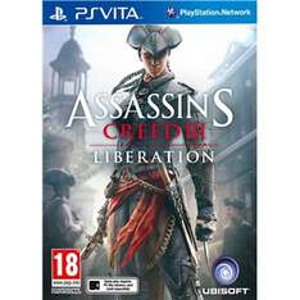 Assassin's Creed 3: Liberation (PlayStation Vita)