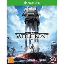 Star Wars : Battlefront pour Xbox one et PS4