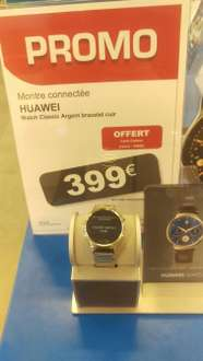 Montre connectée Huawei Watch (+ Carte cadeau 50€)