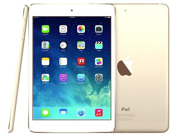 """Tablette 9,7"""" Apple iPad Air 2 Wifi 64 Go - Or"""