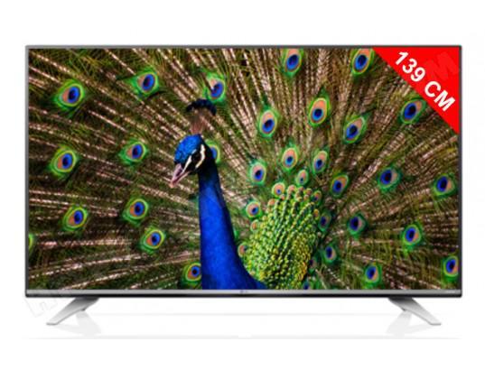 TV 55'' LG 55UF772V - 4K UHD (via ODR 150€)