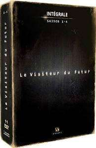 Coffret DVD Intégrale Le visiteur du Futur (Saison 1 à 4)