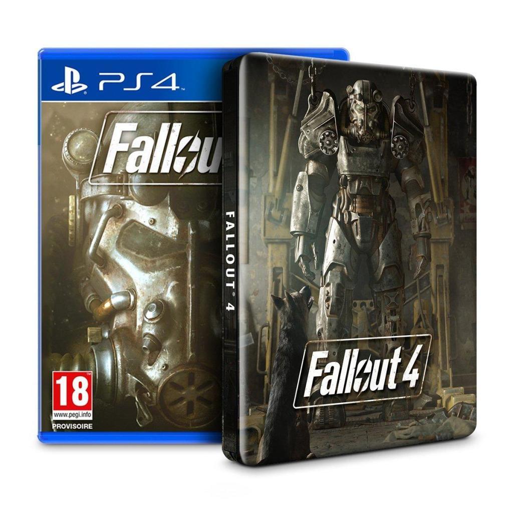Fallout 4 sur Xbox One et PS4
