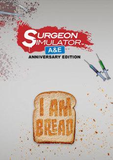 Surgeon Simulator : Anniversary Edition + I Am Bread sur PC (Dématérialisé - Steam)