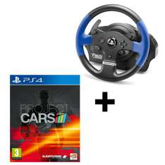 Volant Thrustmaster T150 RS Force Feedback + Jeu Project Cars