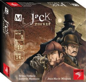 Jeu de société Mr Jack Pocket