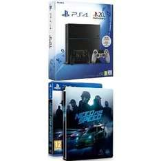 Console Sony PS4 1To + seconde manette anniversaire + Jeu Need for Speed - Steelbook