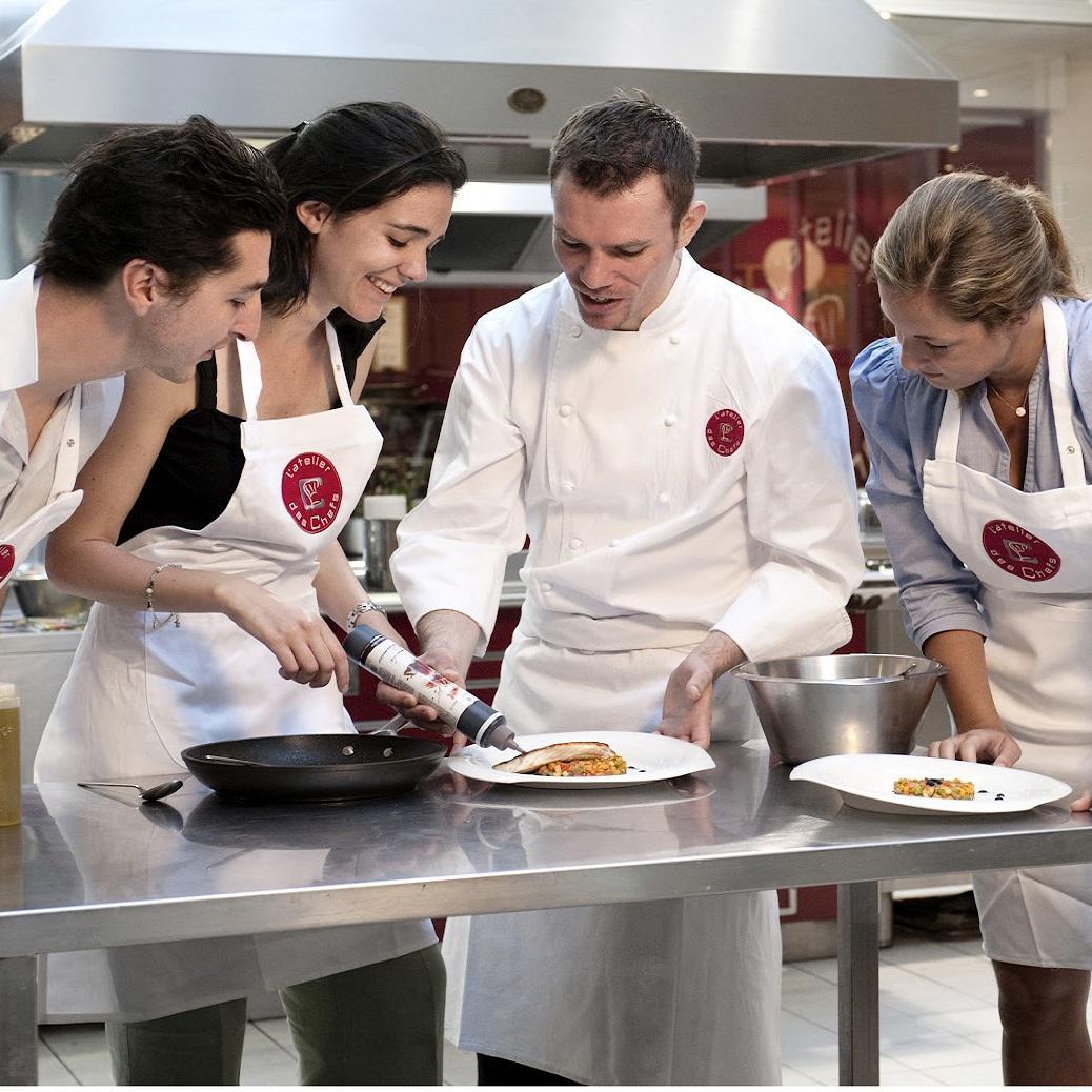 Cours de cuisine gratuits pour les hommes âgés de 18 à 28 ans