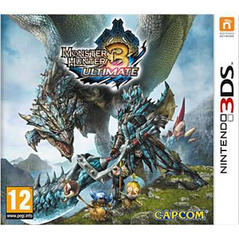 Pré-commande : Monster Hunter 3 - Ultimate sur nintendo 3DS