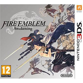 Pré-commande : Fire Embel Awakening sur Nintendo 3DS
