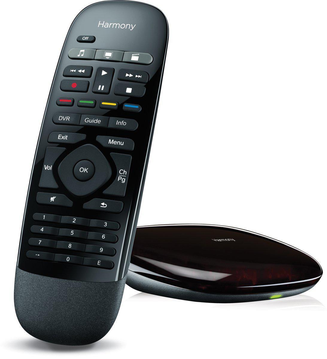 Télécommande Universelle Logitech Harmony Smart Control Télé 7 - Noir