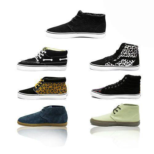 Sneakers enfant Vans Off The Wall (plusieurs modèles)